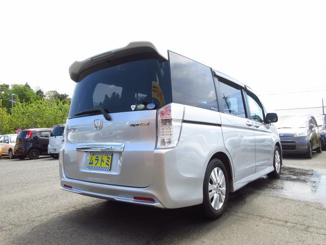 「ホンダ」「ステップワゴンスパーダ」「ミニバン・ワンボックス」「神奈川県」の中古車9