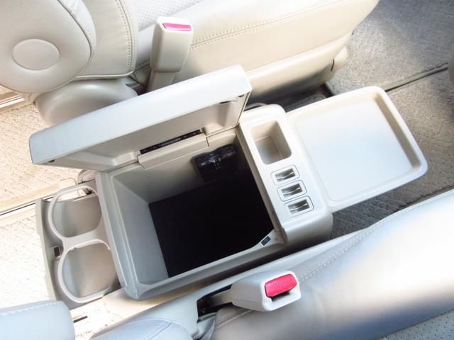 AS プライムセレクション 後期型 ハーフレザーシート HDDナビ地デジ 天井モニター パワーテール 両側パワスラ リアカメラ(64枚目)