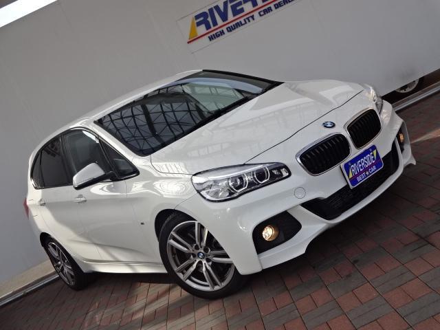 BMW BMW 225iXドライブ アクティブツアラー Mスポーツ 純正ナビ