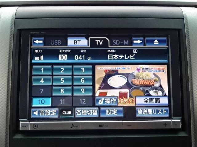 240S 7人 8型ナビフルセグTVブルートゥース両電動(6枚目)