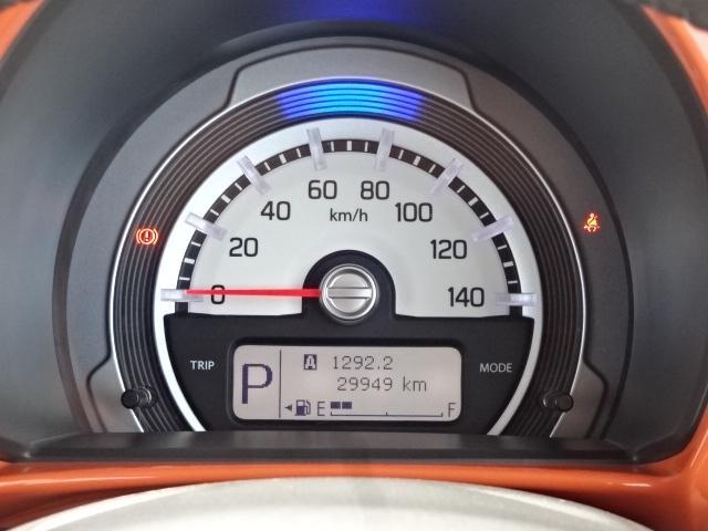 マツダ フレアクロスオーバー XT レーダーブレーキ革調シートカバーHIDリフトアップ