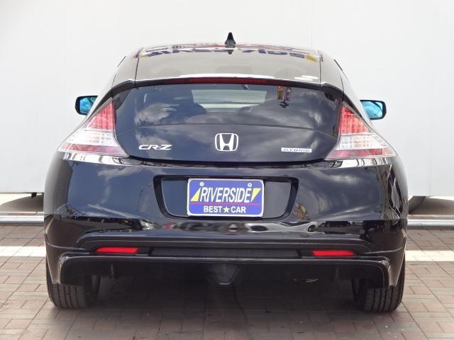 ホンダ CR-Z β 6速マニュアル無限エアロ16AWモデューロサスHID