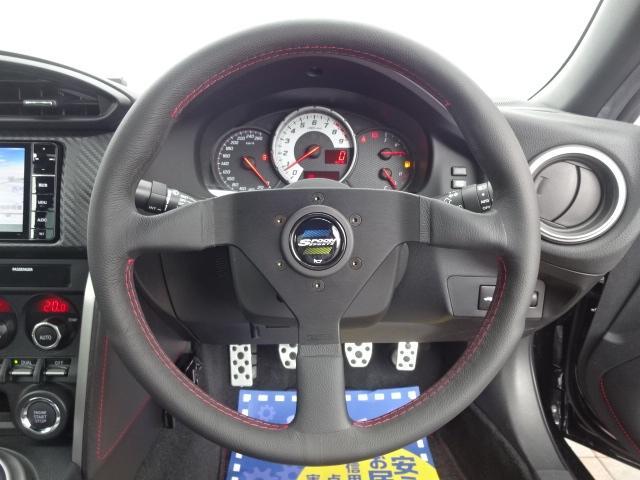 GT 6速TRDエアロ4本マフラーメモリーナビフルセグETC(14枚目)