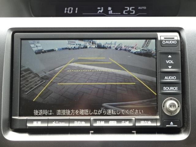 ホンダ ステップワゴン L スマートキー純正インターナビBカメラ両電動スライドETC