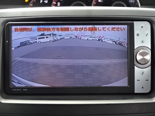 ZS煌 後期8人乗純正ナビBカメラ両側電動TRD17アルミ(17枚目)