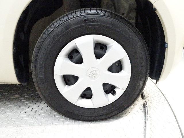 トヨタ パッソ 1.0X ユルリ 新品SDナビ取付け・スマートキー ETC