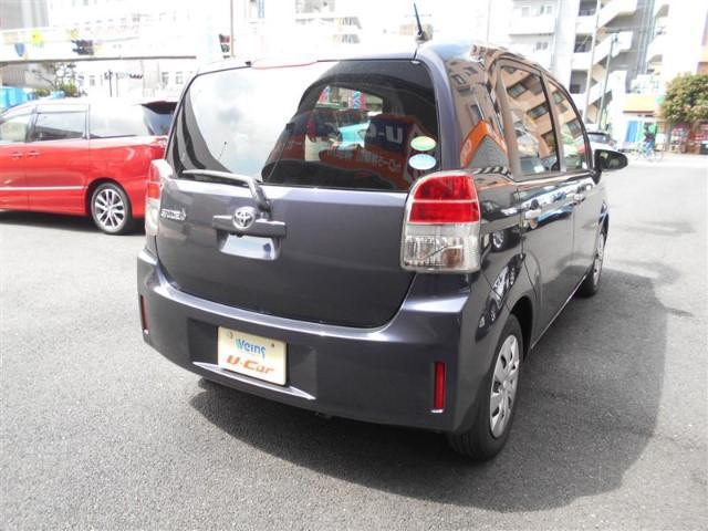 「トヨタ」「スペイド」「ミニバン・ワンボックス」「神奈川県」の中古車4