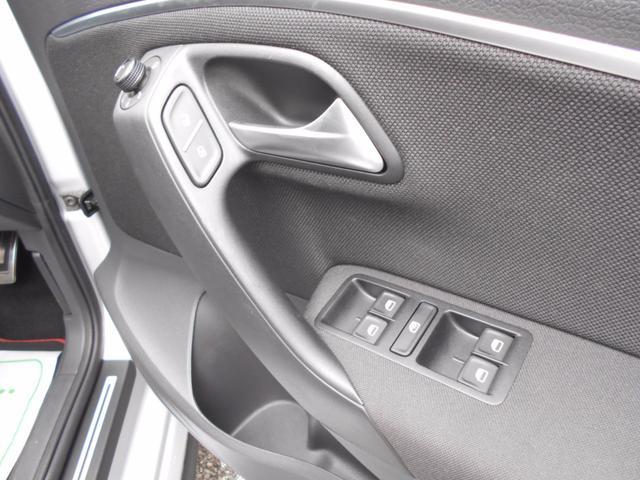 フォルクスワーゲン VW ポロGTI ターボ 禁煙 地デジ パドル 車高調 ENKEI デイライト