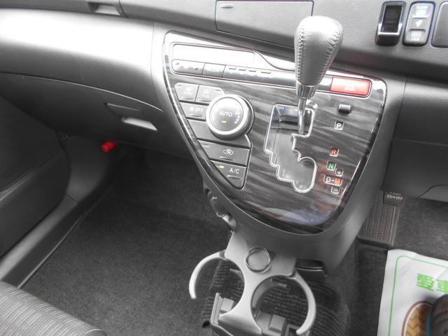 トヨタ アイシス プラタナVセレ 禁煙 両電スラ Pバックドア HDD 地デジ