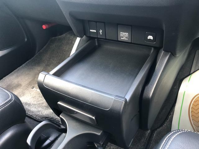 ハイブリッドアブソルート・ホンダセンシングEXパック 1年保証 1オーナー 禁煙車 黒革シート 両側電動スライド 全周囲モニター メーカーナビ 天井モニター カーテンSRS ソナー シートヒーター ドラレコ フルセグ USB HDMI ブルートゥース(13枚目)