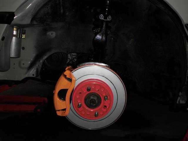 ホンダ CR-X SiRコンプレッサー新品 車高調 マフラー ロールバーHID