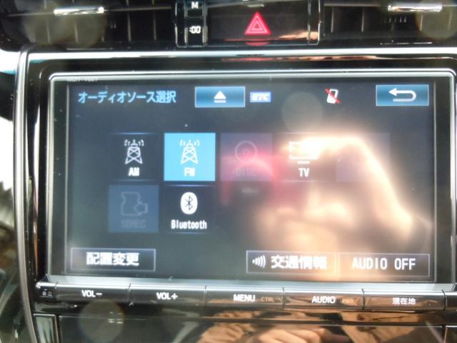 トヨタ ハリアー エレガンス G's 純正ナビ DVD視聴 フルセグ