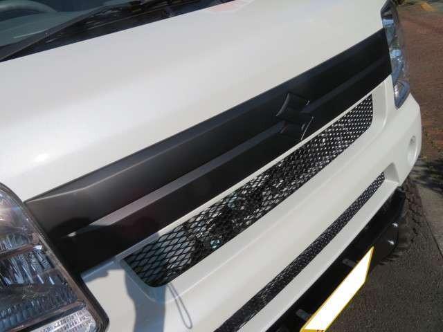 PZターボ 4WD plusline仕様 4インチリフトUP(8枚目)