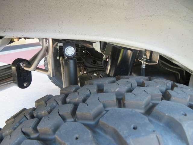 PZターボ 4WD plusline仕様 4インチリフトUP(11枚目)