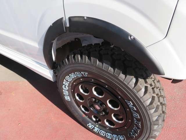 PZターボ 4WD plusline仕様 4インチリフトUP(24枚目)