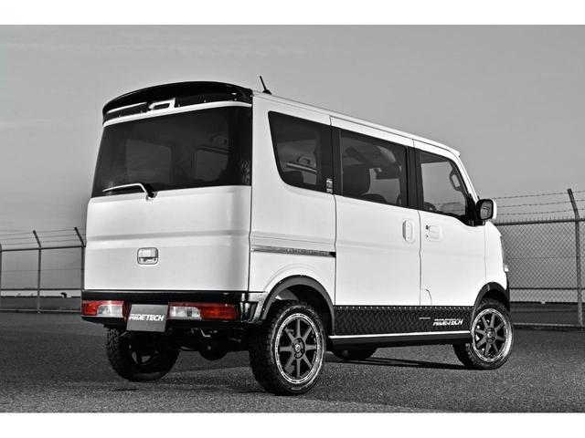 PZターボ 4WD plusline仕様 4インチリフトUP(27枚目)