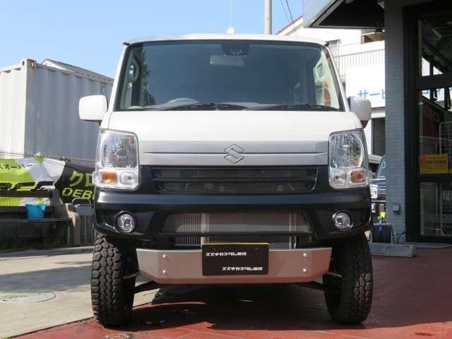 JPターボ 4WD RIDETECHTYPEIIカスタムカー(5枚目)