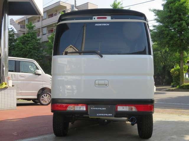 JPターボ 4WD RIDETECHTYPEIIカスタムカー(8枚目)