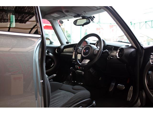 MINI MINI クーパーS ガルビノエアロ OZアルミ ブリッツ車高調