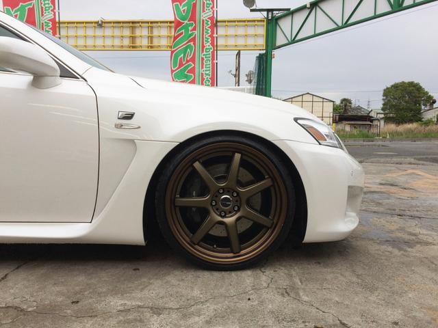 「レクサス」「IS F」「セダン」「千葉県」の中古車9