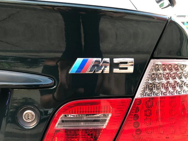 M3 SMGII PANDEM ワイドボディーキット ブレンボキャリパー SACLAMマフラー ARQRAY中間マフラー KITANOフロント・トランクスポイラー オーリンズ車高調 ワーク18インチアルミ HDDナビ(18枚目)