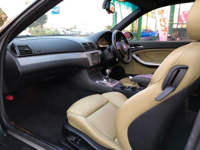 M3 SMGII PANDEM ワイドボディーキット ブレンボキャリパー SACLAMマフラー ARQRAY中間マフラー KITANOフロント・トランクスポイラー オーリンズ車高調 ワーク18インチアルミ HDDナビ(48枚目)