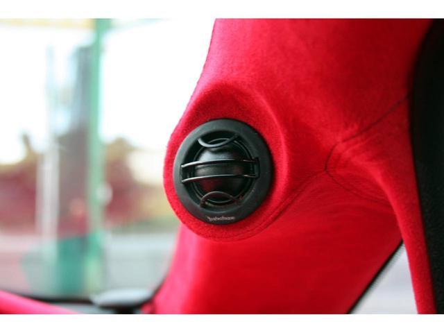 タイプR ACCエアサス公認済 ワンオフF S Rエアロ ワンオフF・Rフェンダー ワンオフウイング 社外ヘッドライト 社外テールランプ 社外ボンネット ワーク19インチアルミ 内装張替 カスタムオーディオ(30枚目)