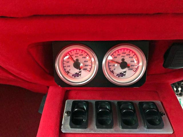 タイプR ACCエアサス公認済 ワンオフF S Rエアロ ワンオフF・Rフェンダー ワンオフウイング 社外ヘッドライト 社外テールランプ 社外ボンネット ワーク19インチアルミ 内装張替 カスタムオーディオ(31枚目)