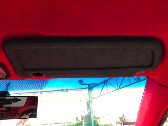 タイプR ACCエアサス公認済 ワンオフF S Rエアロ ワンオフF・Rフェンダー ワンオフウイング 社外ヘッドライト 社外テールランプ 社外ボンネット ワーク19インチアルミ 内装張替 カスタムオーディオ(43枚目)