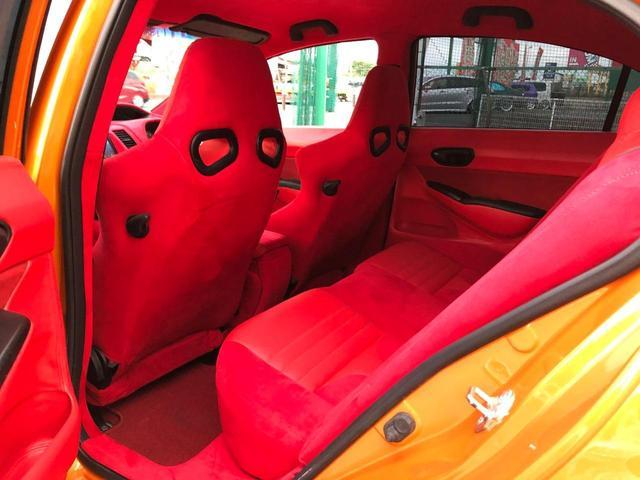 タイプR ACCエアサス公認済 ワンオフF S Rエアロ ワンオフF・Rフェンダー ワンオフウイング 社外ヘッドライト 社外テールランプ 社外ボンネット ワーク19インチアルミ 内装張替 カスタムオーディオ(58枚目)