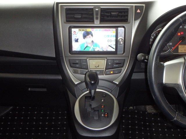 G HDDナビ TV ETC クルーズコントロール スマートキー プッシュスタートシステム オートライト(12枚目)