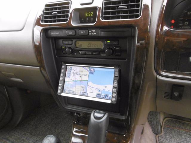 トヨタ ハイラックスサーフ SSR-X 4WD ハーフレザー 純正ナビ