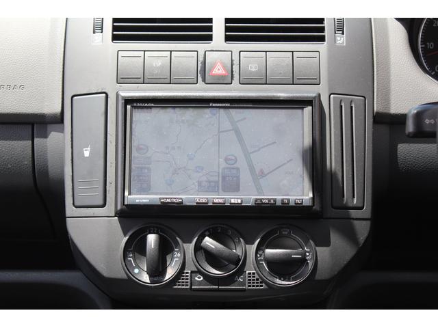 詳細なナビは使いやすく、地デジTVやDVD視聴などのAVも充実です。