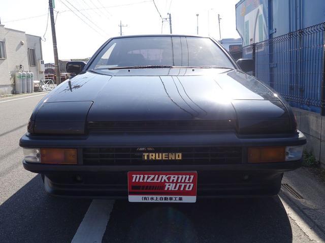 トヨタ スプリンタートレノ GT APEX ブラックリミテッド BLACKLIMITED