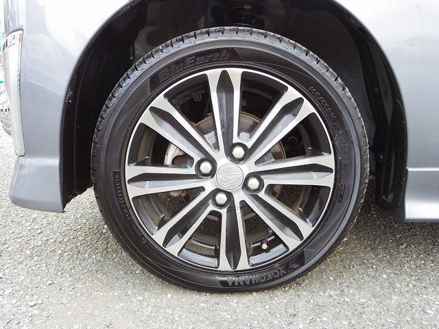 車も足元は大事です!新品タイヤのご要望等があれば随時ご相談ください!