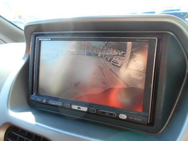三菱 アイ LX 社外HDDナビ TV Bカメラ HID ETC