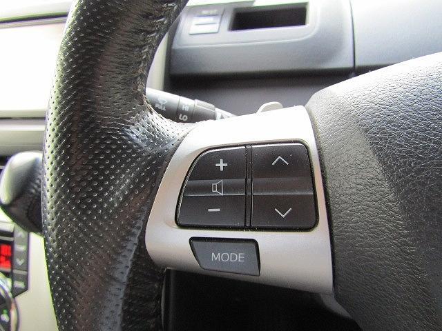 Si 純正HDDナビ ワンセグ バックカメラ プッシュスタート キーフリー 左側自動ドア MTモードAT HID ETC 社外アルミ(13枚目)