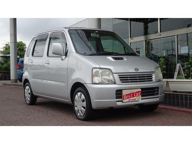 「スズキ」「ワゴンR」「コンパクトカー」「神奈川県」の中古車21