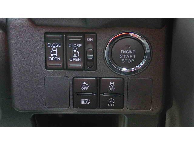 GターボリミテッドSAIII スマートアシストIII LEDフォグ&ヘッドランプ 両側パワースライドドア ステアリングコントローラー スマートキー&プッシュスタート アイドリングストップ ヒルスタートアシスト 本革巻きステアリング(14枚目)