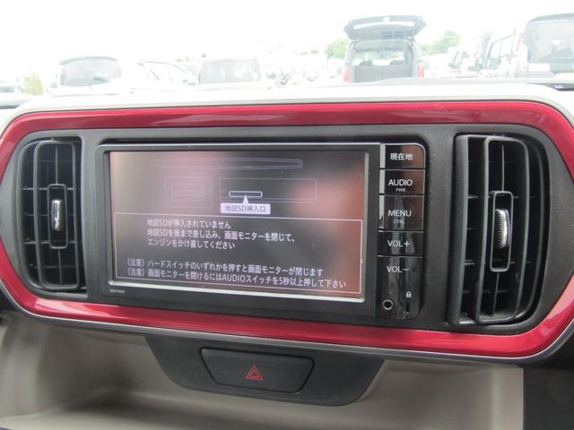 モーダ S 純正SDナビ ワンセグTV LEDヘッドライト ETC スマートキー プッシュスタート スマートアシストII(19枚目)