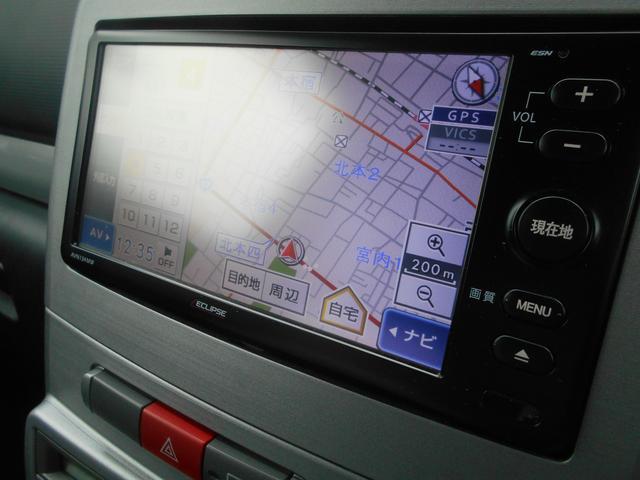 カスタム RS ターボ ナビTV HIDライト キーフリー(11枚目)