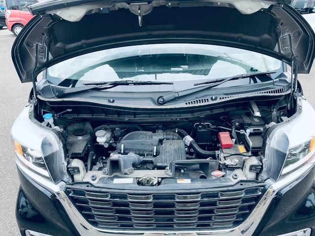 ハイブリッドXG ABS/WエアB/衝突軽減ブレーキ/アイドリングストップ/スマートキー/ナビTV/LED/ドラレコ/バックセンサー/フルセグ(31枚目)