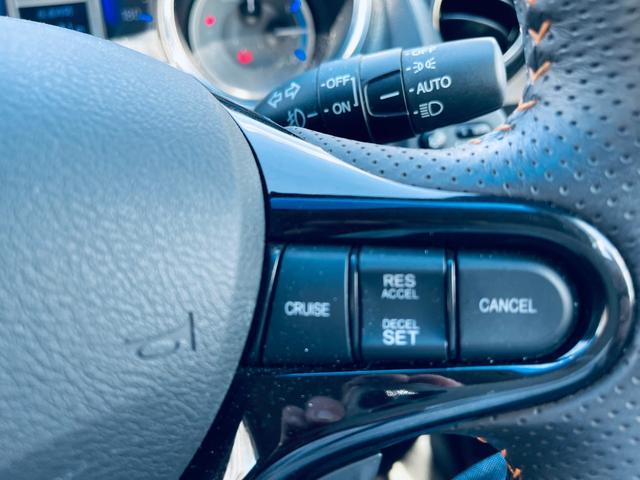 ハイブリッド・スマートセレクション 9インチメモリーナビ/フルセグTV/バックカメラ/ステリモ/クルーズコントロール/ビルトインETC/フロントガラス熱線ヒータ/オートライト/HIDヘッドライト/キーフリー(23枚目)