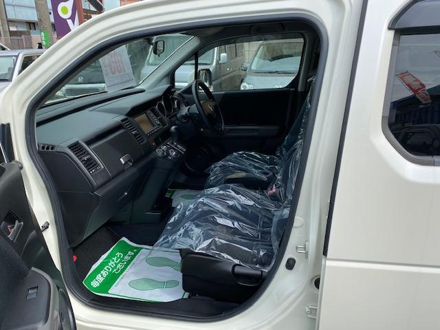 20X 4WD 7人乗り マットブラックスチールホイール BFグッドリッチオールテレンK02新品装着(16枚目)