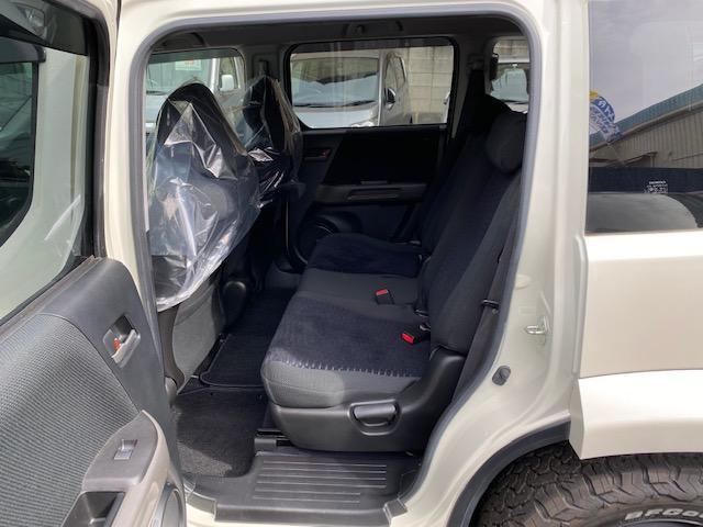 20X 4WD 7人乗り マットブラックスチールホイール BFグッドリッチオールテレンK02新品装着(18枚目)