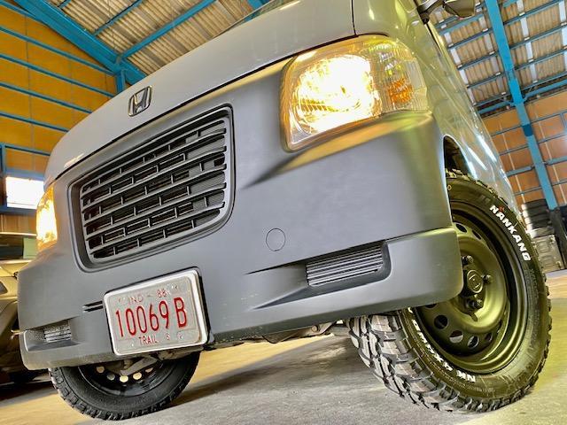 660M 4WD マットスチール マッドタイヤ 軽キャン(4枚目)
