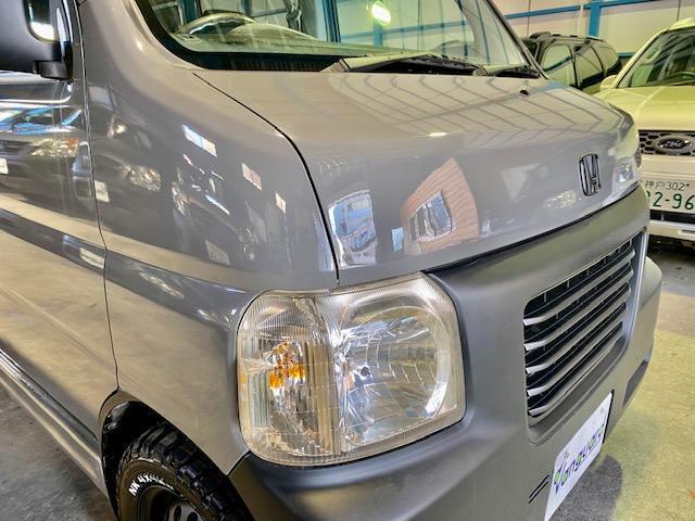 660M 4WD マットスチール マッドタイヤ 軽キャン(9枚目)