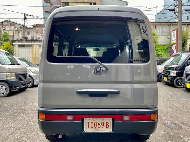 660M 4WD マットスチール マッドタイヤ 軽キャン(29枚目)
