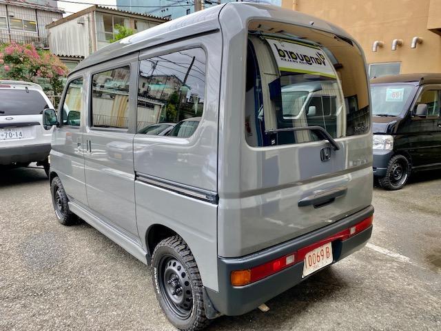 660M 4WD マットスチール マッドタイヤ 軽キャン(30枚目)