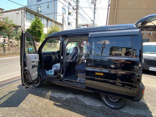 M 4WD マットスチール マッドタイヤ 軽キャン(22枚目)